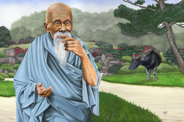 10 Inspirational Quotes from Lao Tzu's Tao Te Ching