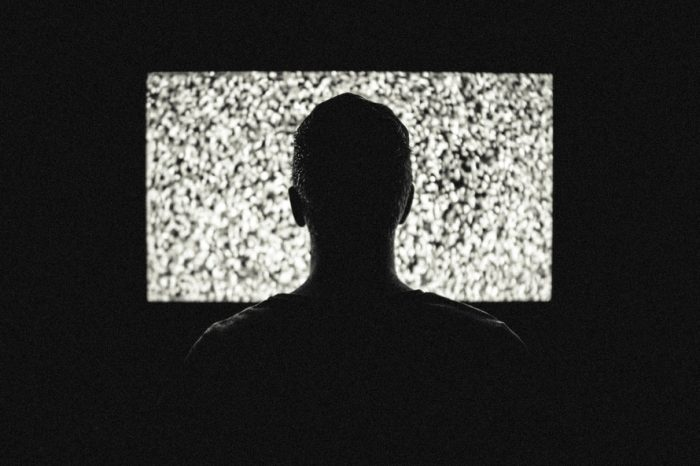 the harmful effects of watching television the unbounded spirit man watching television