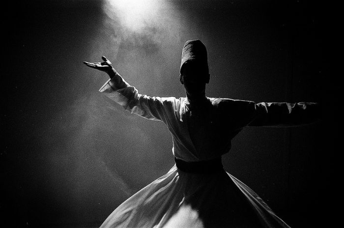 sufi-whirling dervish
