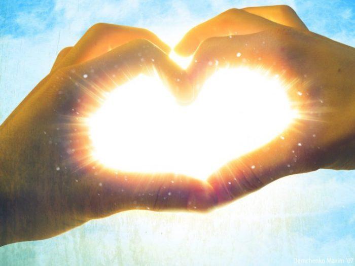 heart-love energy