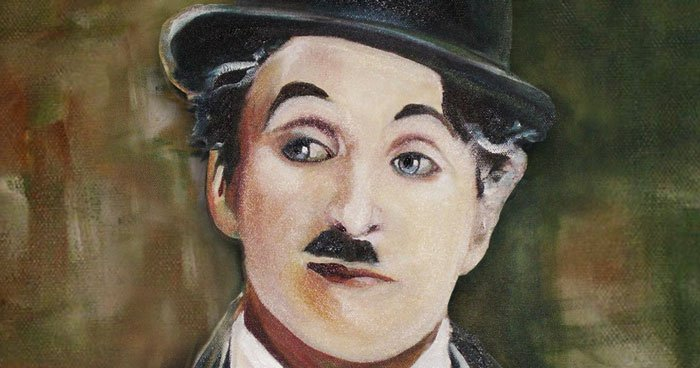 Charlie Chaplin's Poem on Self-Love Will Touch Your Heart