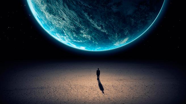 man-earth