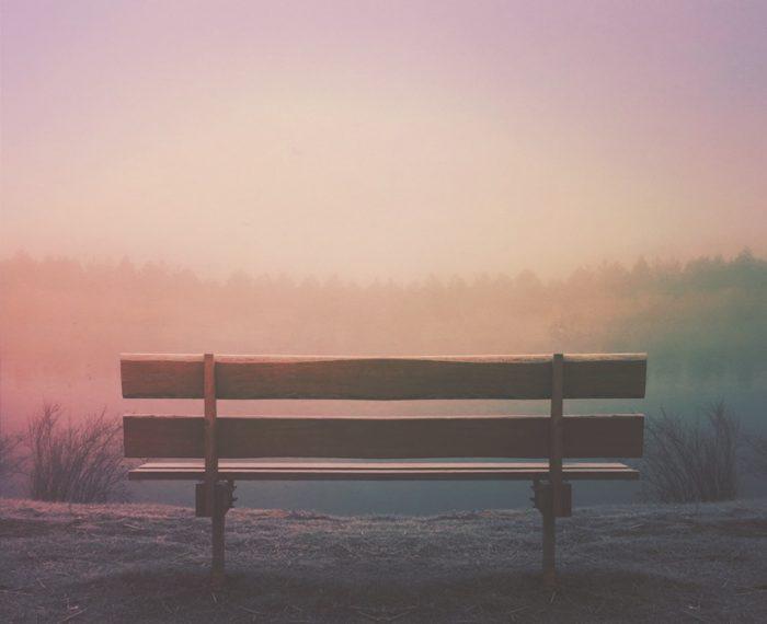 bench-sunrise