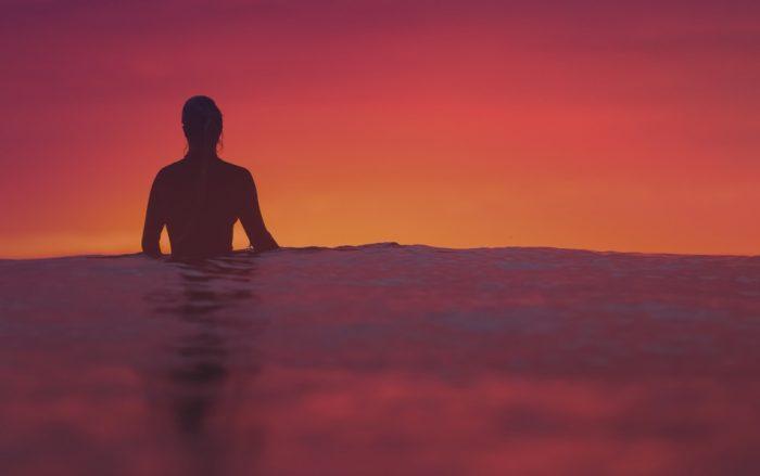 woman-alone-sea