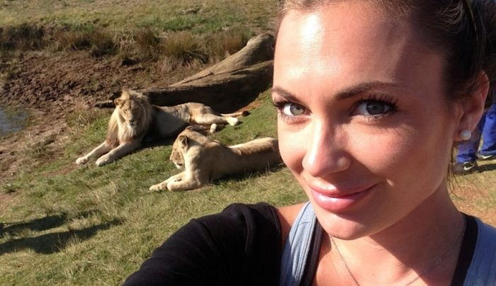 The Ugly Truth Behind Cute Lion & Tiger Selfies