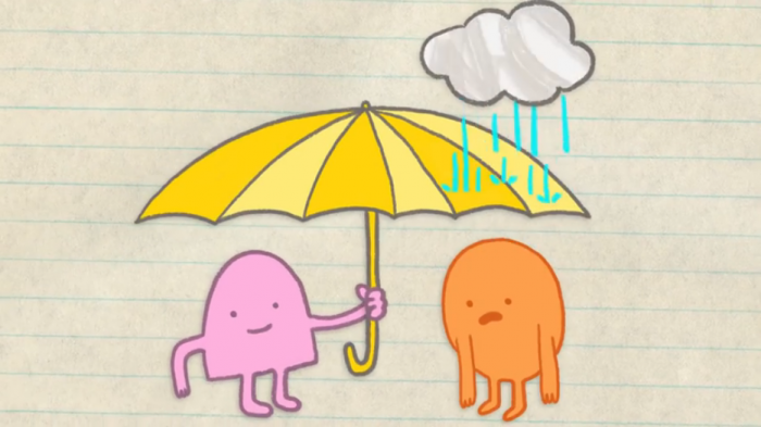 Is Human Nature Selfish or Altruistic? Let This Animation Shed Some Light.