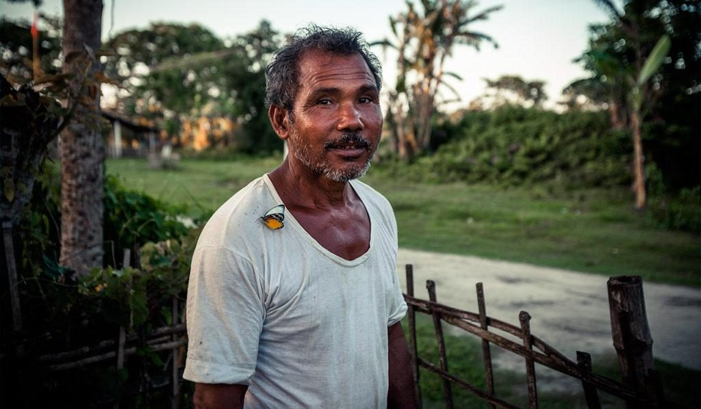The Incredible Story of a Man Who Has Been Planting Trees For 40 Years to Save His Island