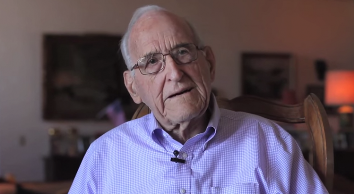 100 Year Old Heart Surgeon Explains Why He's Been a Vegan For 50 Years