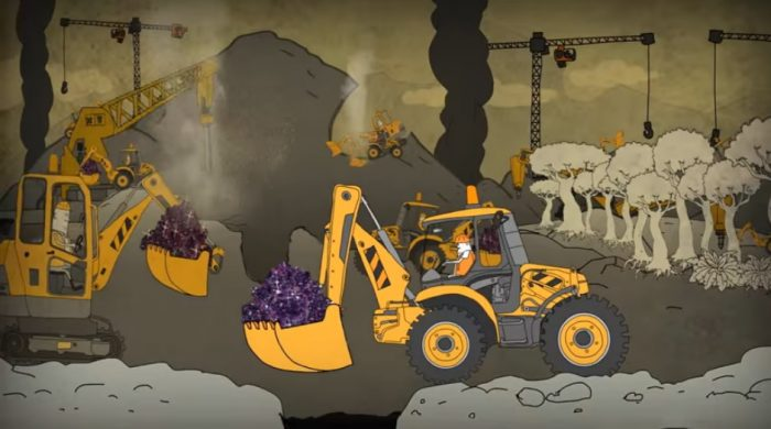 Captivating Animation Shows the Crazy World We Live In