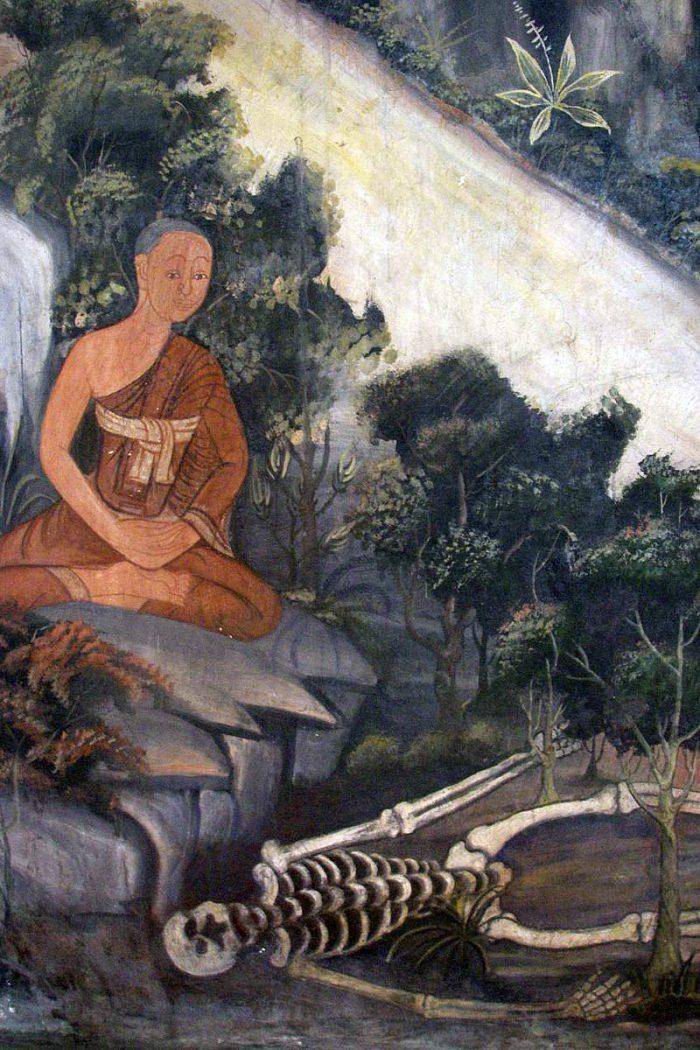buddhist death meditation