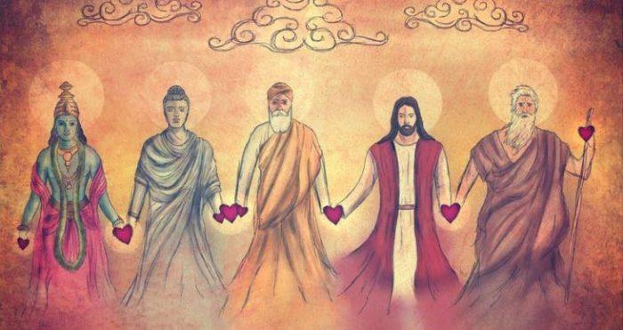 krishna-buddha-muhammed-jesus-moses