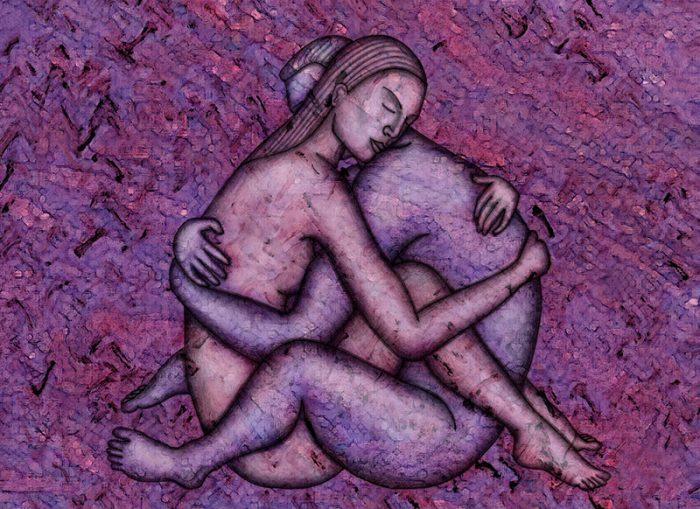 hugging-couple